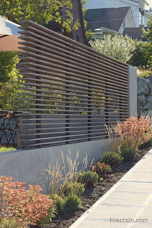 horizontal-fence-design-for-garden-entrance.jpg (515×772 ...