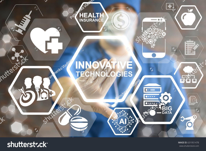 Innovative Technologies In Medicine Health Care Innovation