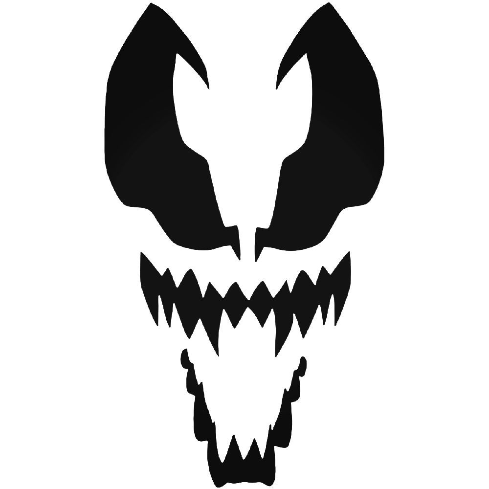 Spiderman venom 037 decal sticker ballzbeatz com