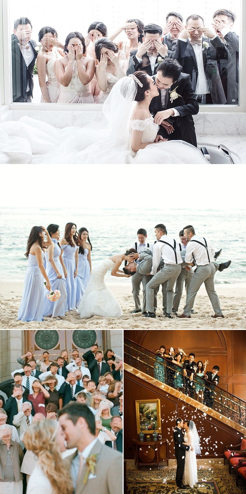 cool wedding shot ideas%0A    MustSee Creative  u     Fun Wedding Day Group Photos