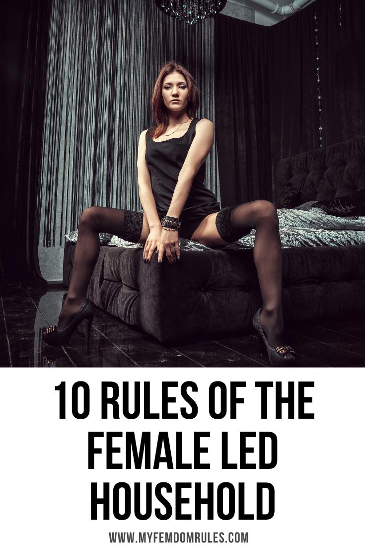 Led relationship rules female Everything You