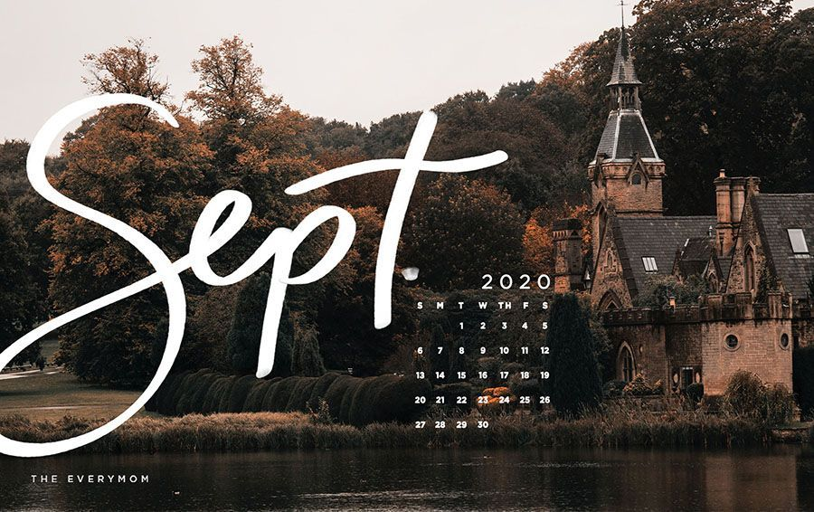 Free, Downloadable Tech Backgrounds for September 2020! in