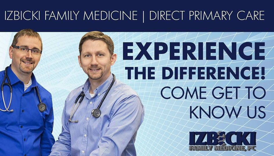 EXPERIENCE THE ‪‎DIRECTPRIMARYCARE‬ DIFFERENCE! Come get
