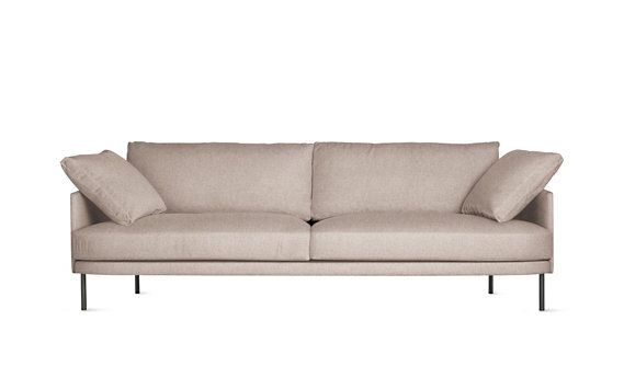 camber sofa 93 lama tweed onyx legs decor sofa modern sofa legs rh pinterest com