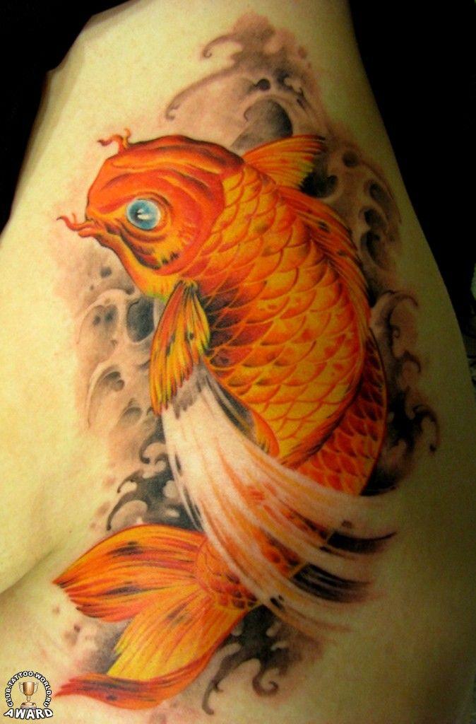 Realistic Koi Fish Tattoo Koi Fish Tattoo Koi Tattoo Design Koi Tattoo