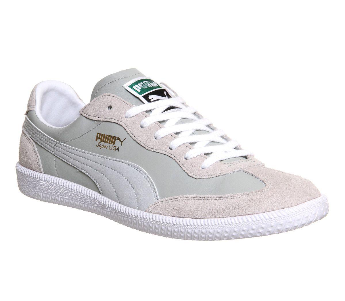 Puma Super Liga Og Retro Grey Violet - His trainers