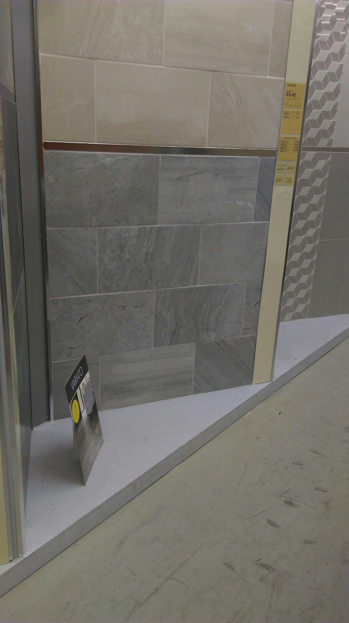 Pin on Tiling probably not