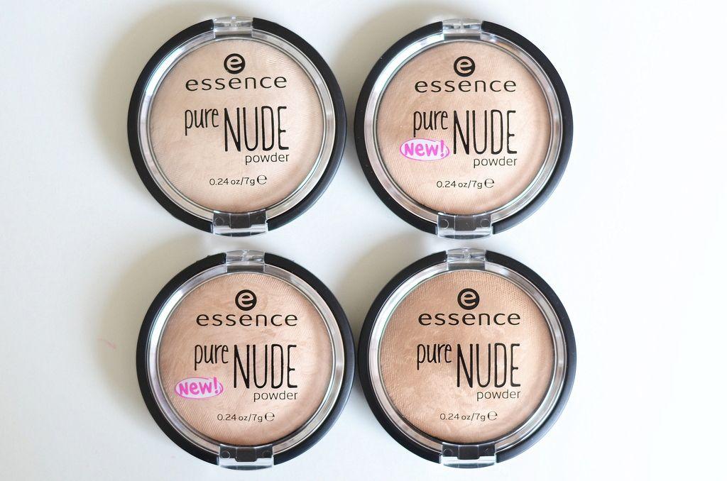 Essence Pure Nude Sunlighter Palette 10 Sunlighter Reload