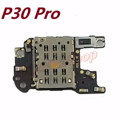 Lot Oem Sim Card Reader Holder Tray Slot Insert Module Board For Huawei P30 Pro Huawei Card Reader Sims
