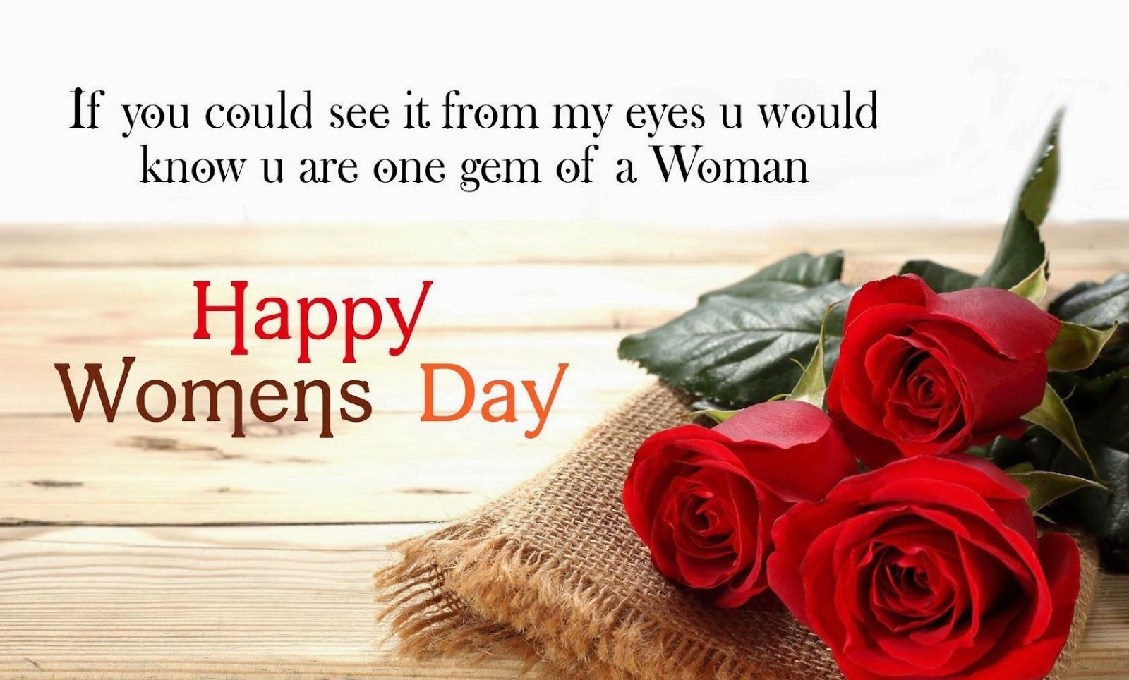 Top women's Day images Womens day quotes, Happy womens