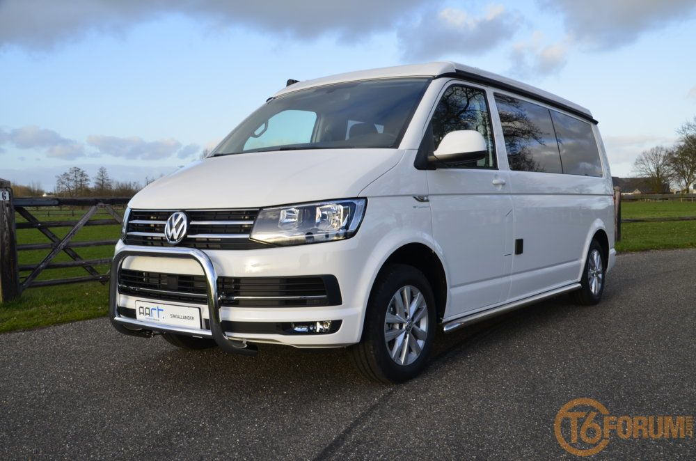 Front Bars Fitting To A T6 | VW T6 Forum - The Dedicated VW Transporter T6 Forum