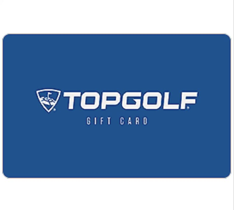 Buy a 50 top golf gift card get addtl bonus 10 top golf