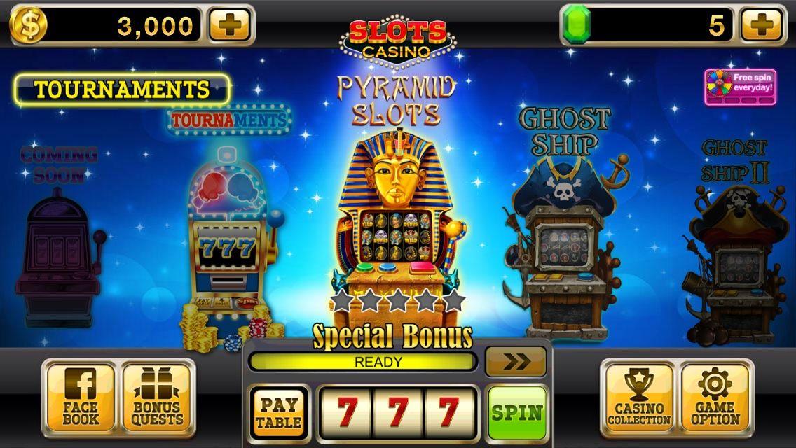 Online Casino Games Pyramids
