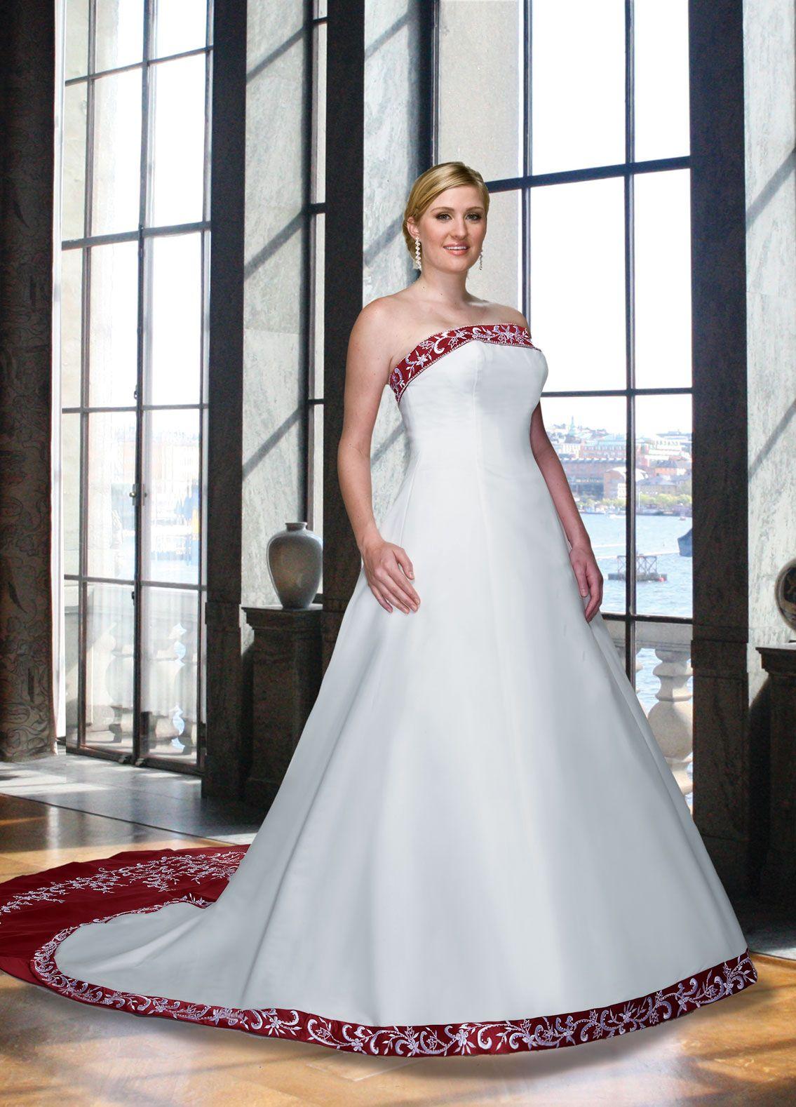 Da Vinci Wedding Gowns Full Figured Style 8229 Full Figured Fabric Satin Color Ivory Ivory Full Figure Wedding Dress Scoop Wedding Dress Wedding Dresses [ 1578 x 1135 Pixel ]
