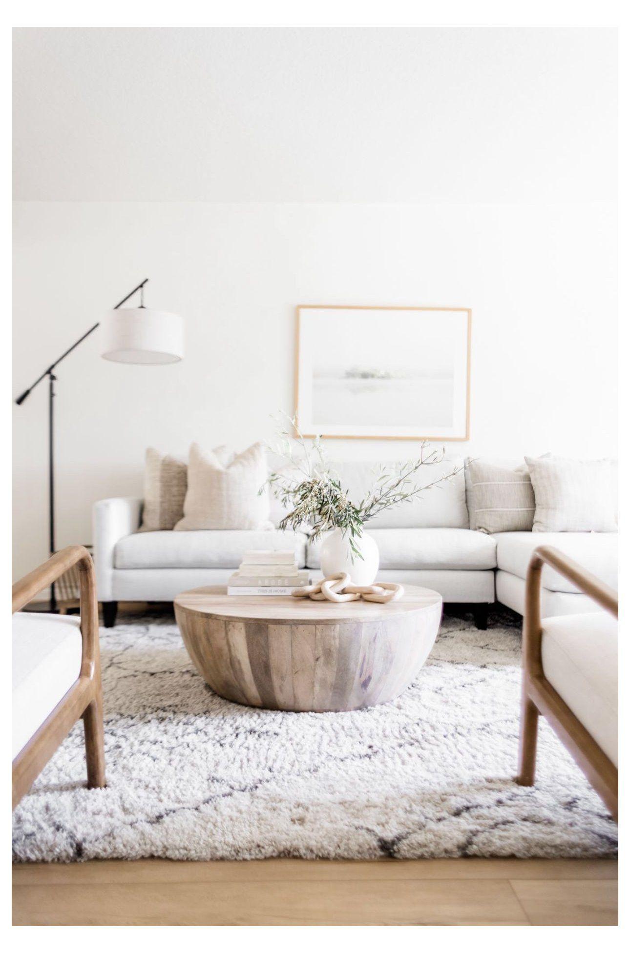 Last Week S Follower Favorites Living Room Area Rug Ideas Farmhouse Happy Sunday In 2020 Rugs In Living Room Minimalist Living Room Home Decor #small #living #room #rug #ideas