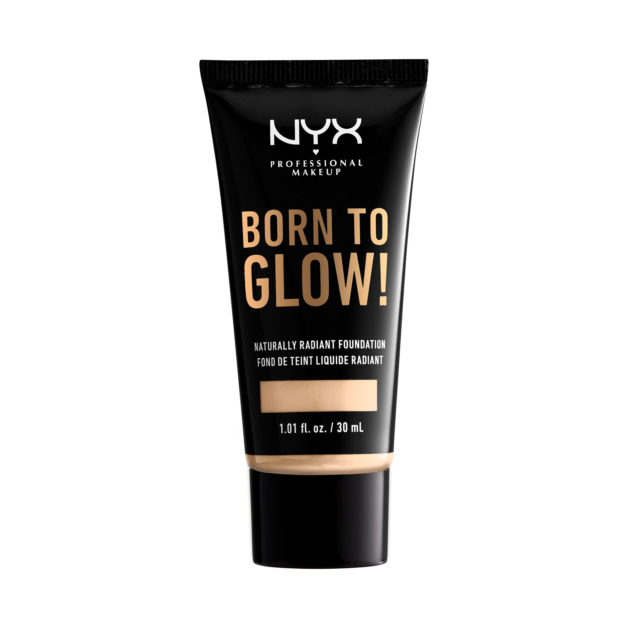 NYX Professional Makeup Born To Glow Radiant Foundation