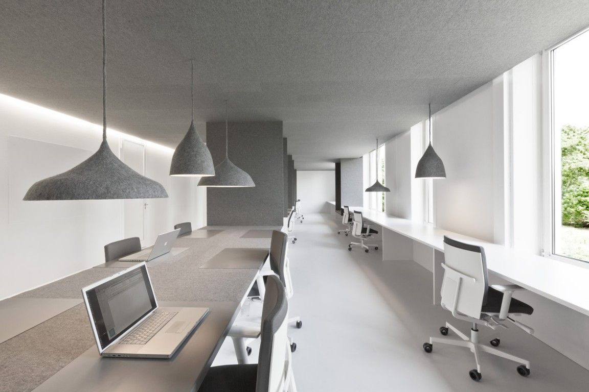 Interior Architects have completed an office design