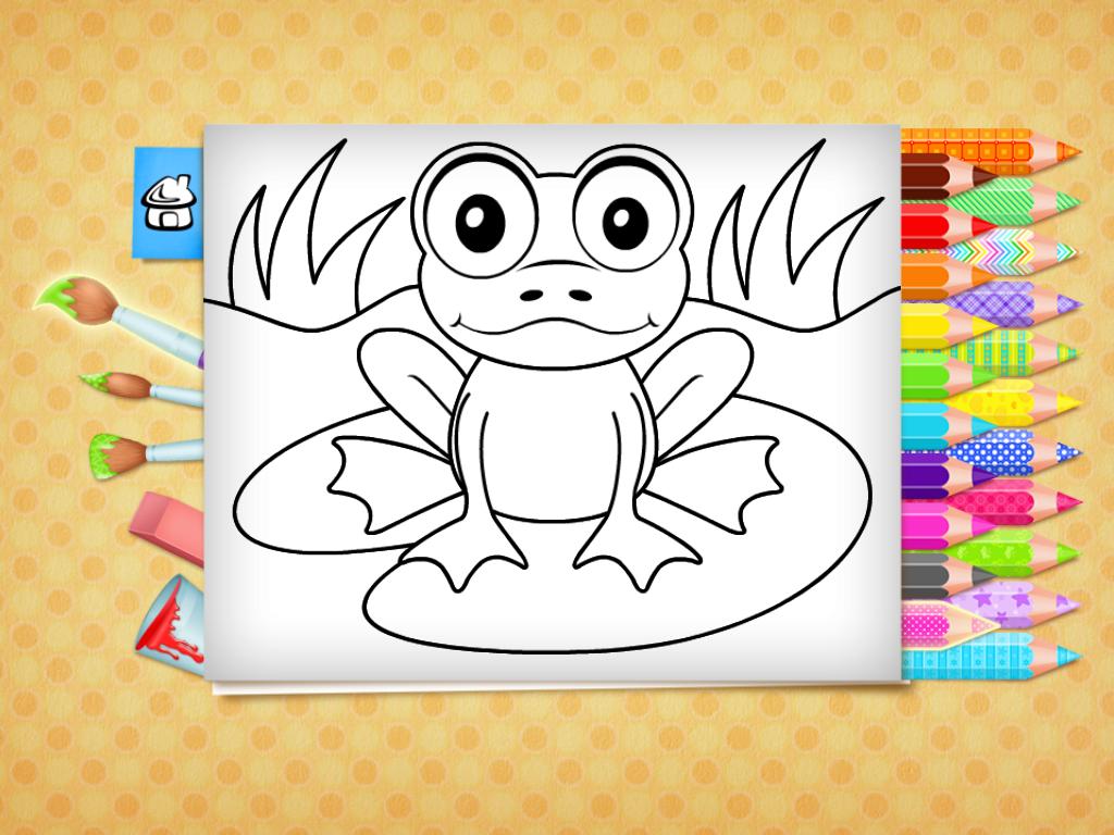 123 Kids Fun Coloring Book 123 Kids Fun Apps Coloring Books Kids Toddler Preschool