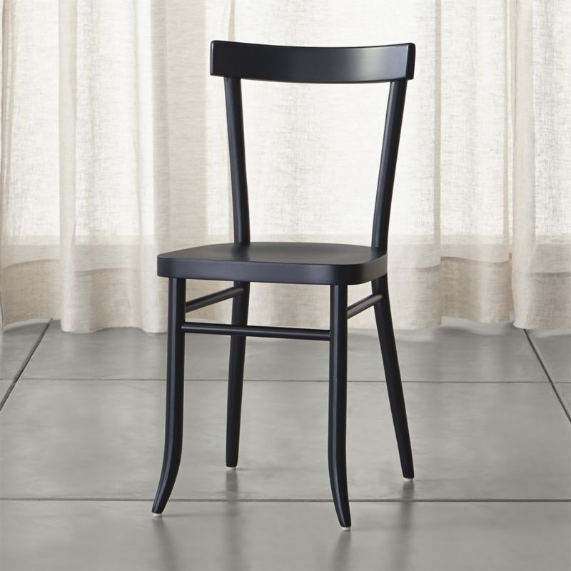 Cole Wood Dining Chair Cole Wood Dining