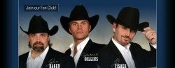 Titled simply the Texas Tenors, the guys' debut...saw them in Branson and they were awesome.  They are that good.