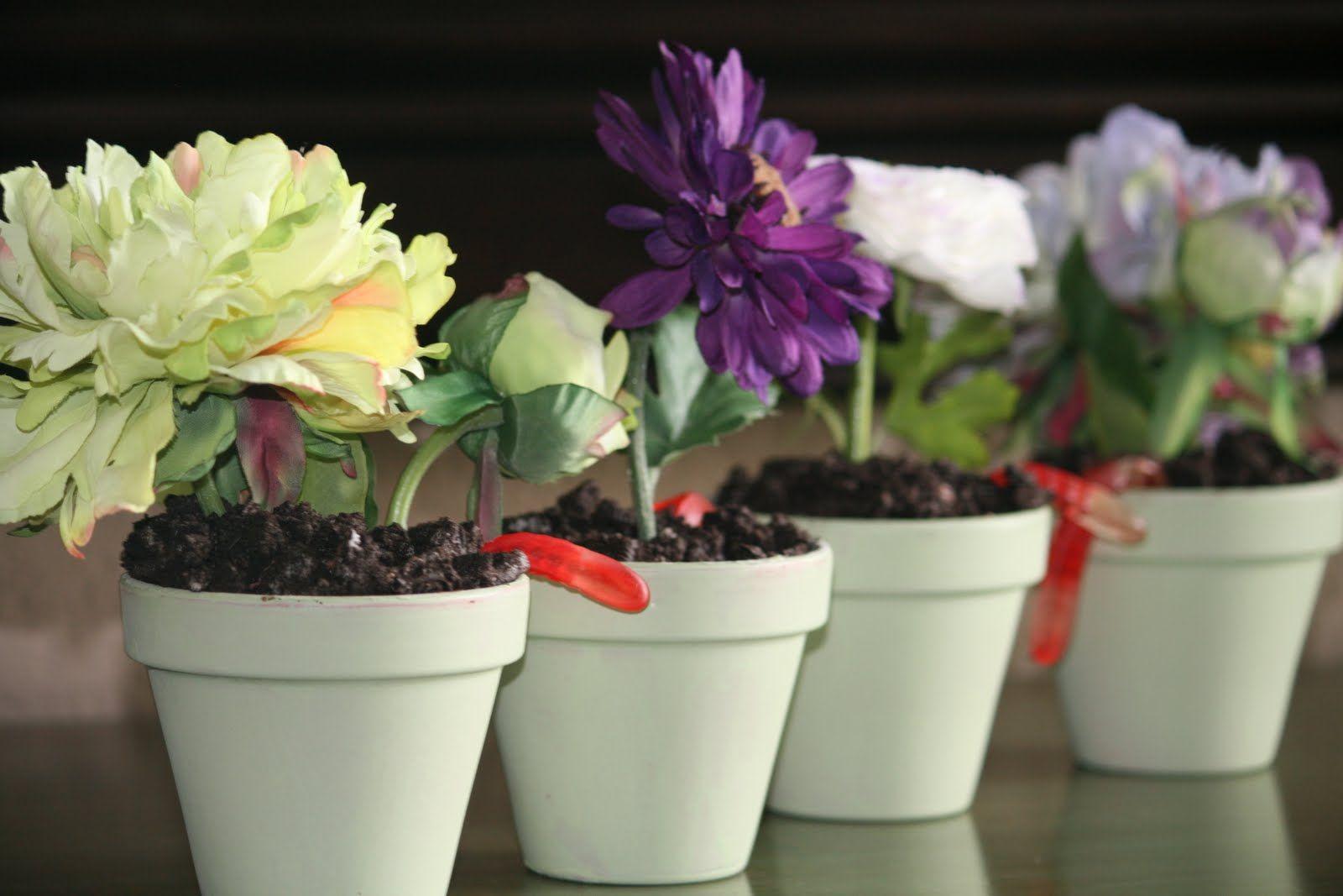 Pinterest & Dirt Cake Flower Pots | Parties | Dirt cake Flower pots ...