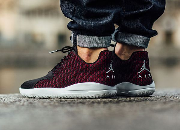 2d87630d9d7 Air Jordan Eclipse Black Gym Red