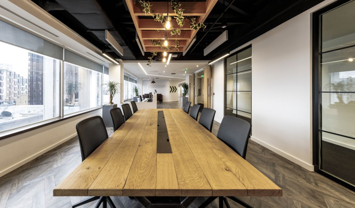 Arup Offices Liverpool Office Snapshots Office Design Design Design Firms