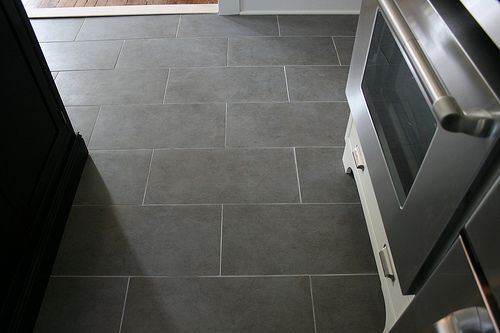 12x24 Tile Floors Have Porcelain Tile With Creamy Cabs And