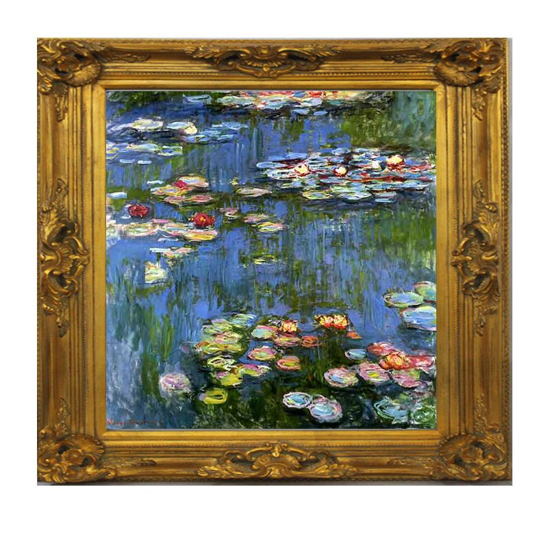 China canvas oil painting frames antique | alibaba | Pinterest