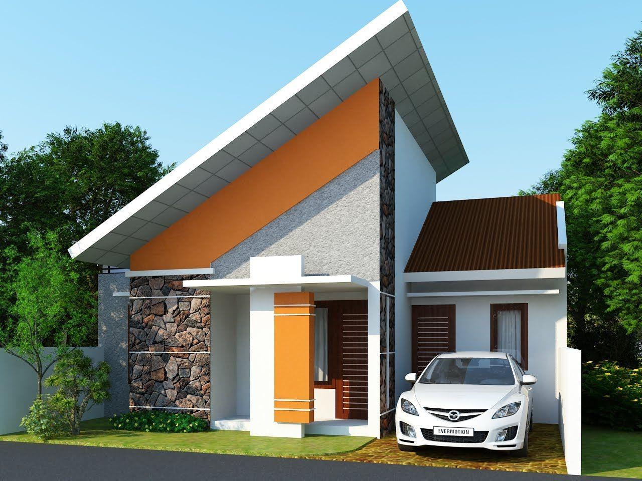 Tips Desain Rumah Minimalis 1 Lantai Dilengkapi Gambar Dan Denah