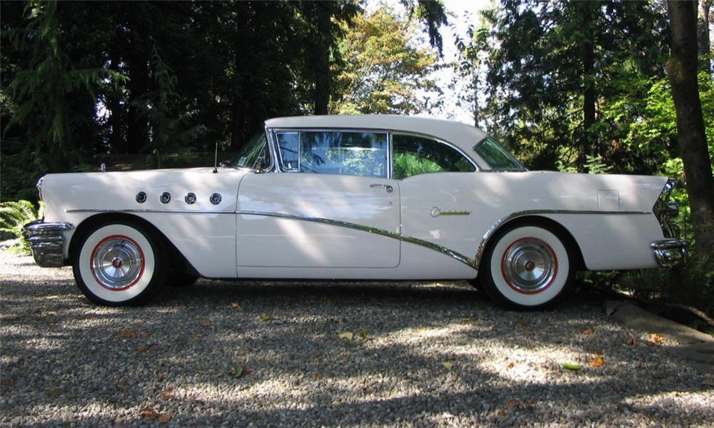 1955 Buick Century 2 Door Hardtop 15926 Buick Century Buick American Dream Cars