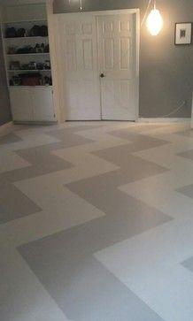 painted concrete floors design ideas pictures remodel and decor rh pinterest com