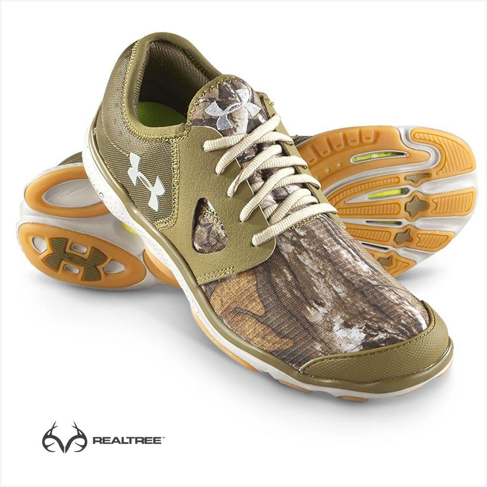 76143bd3655fa Realtree Camo Under Armour Running Shoes #Realtreecamo | Realtree ...