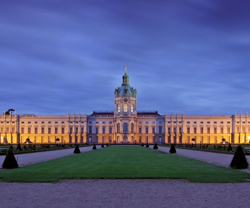 Charlottenburg Palace The Most Magnificent Palace In