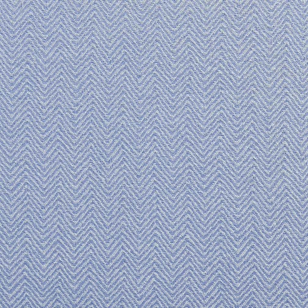 Light Blue Small Herringbone Chevron Upholstery Fabric By ...