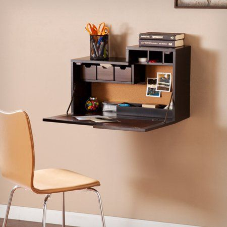 free shipping buy southern enterprises dover wall mount desk at rh pinterest com