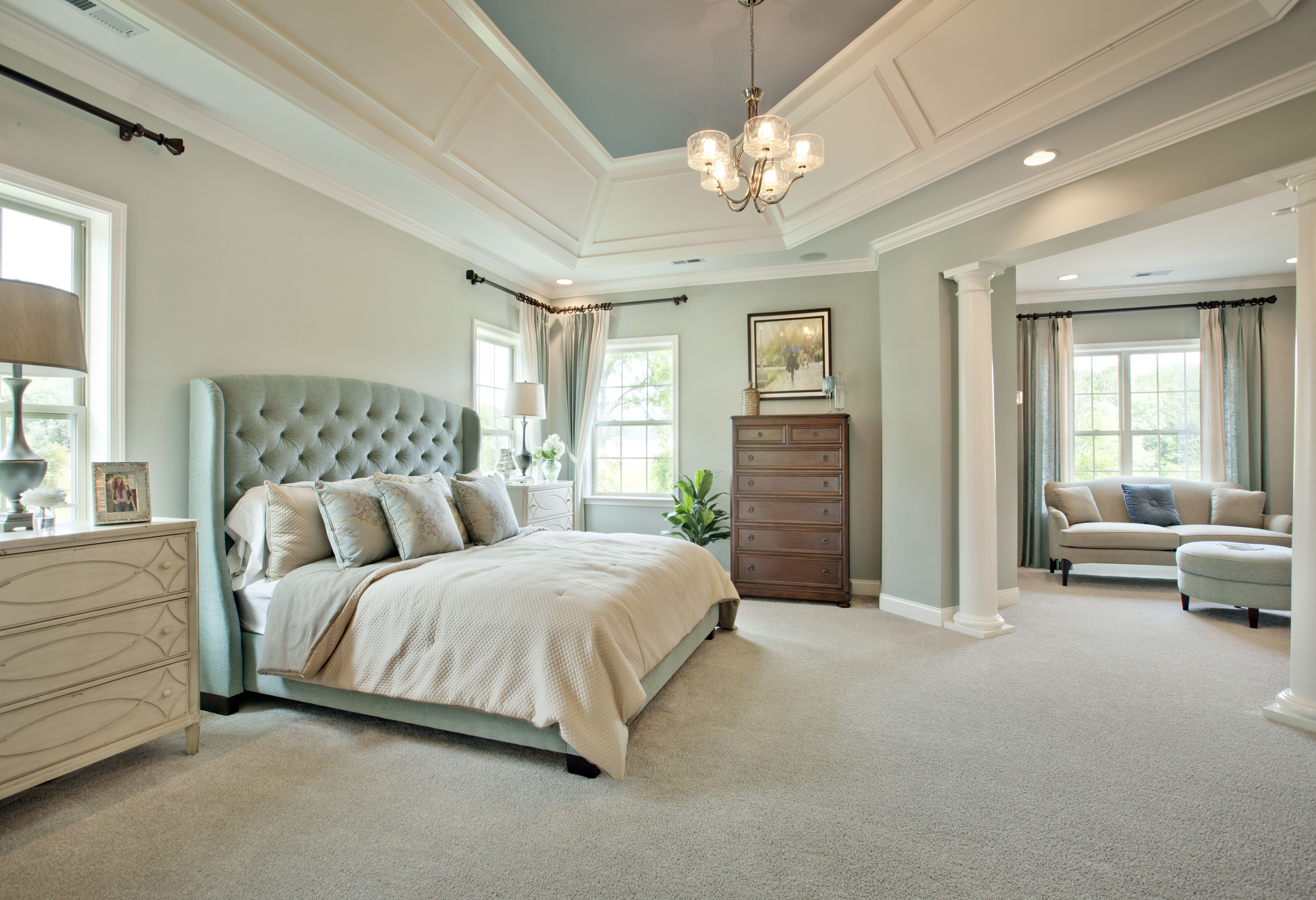 Luxury Homes Master Bedroom toll brothers at warrington glen, pa | bedrooms | pinterest