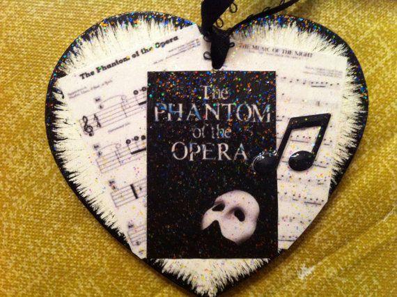 Phantom of the Opera Christmas ornament free by HeavenlyDesigns1, $6.00 - Phantom Of The Opera Christmas Ornament Free By HeavenlyDesigns1