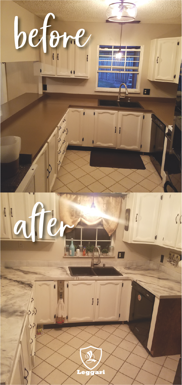 Check Out This Kitchen Transformation Now You Can Do This Too Create The Look You Love Order Your Kit Kitchen Cabinet Colors Kitchen Transformation Kitchen