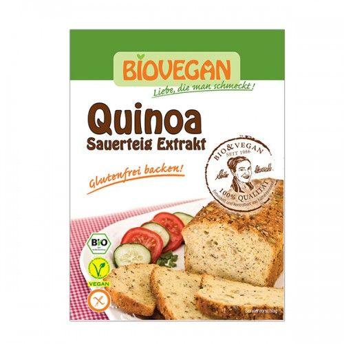 Zakwas chlebowy quinoa w proszku Bio 20g