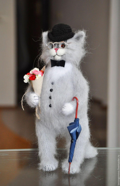 Mr. CAT заказать на Ярмарке Мастеров Мягкие
