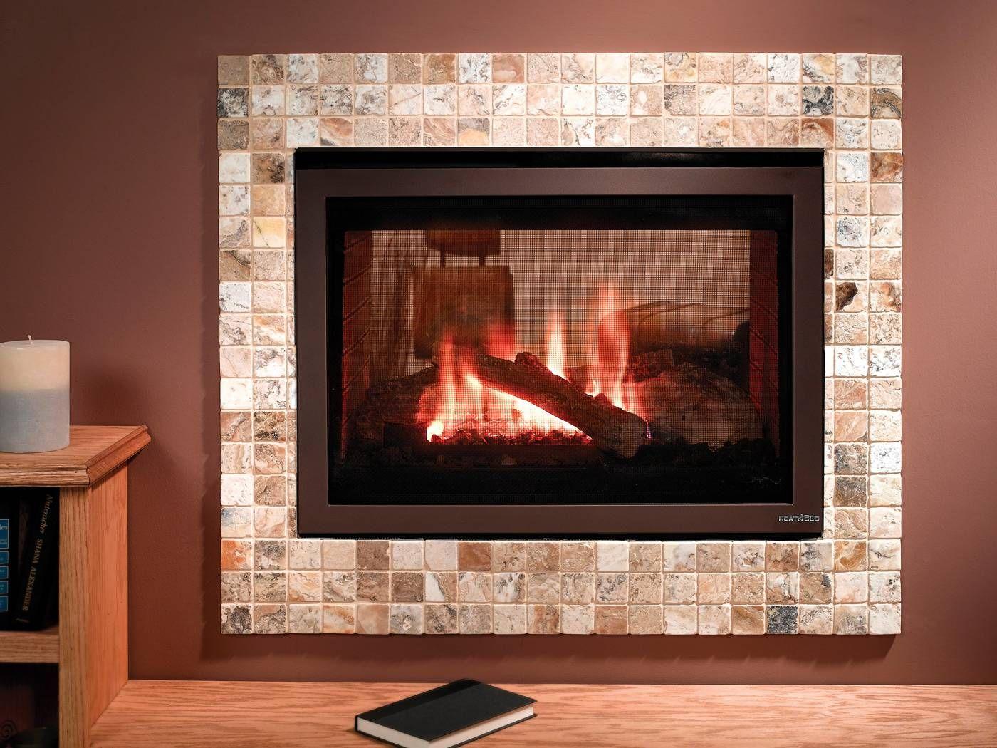 heat glo st 550t see through gas fireplace multi sided rh pinterest ca