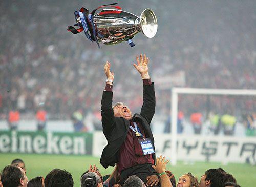 Athens, 2007 Carlo ancelotti, Liverpool goals, Cristiano