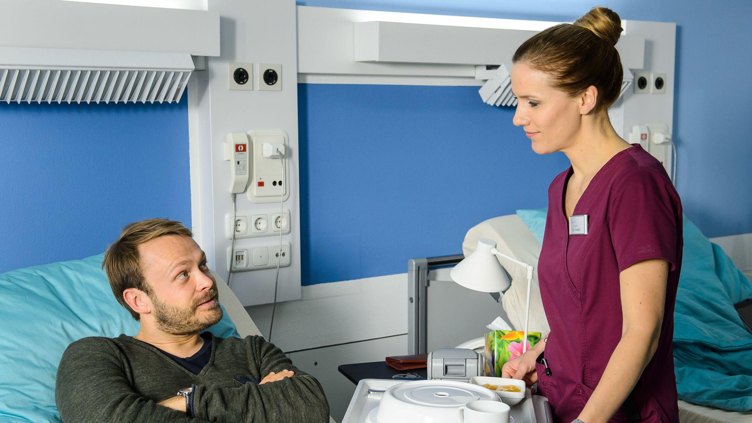 """Bettys Diagnose Undercover Boss"" Patient Schneider"