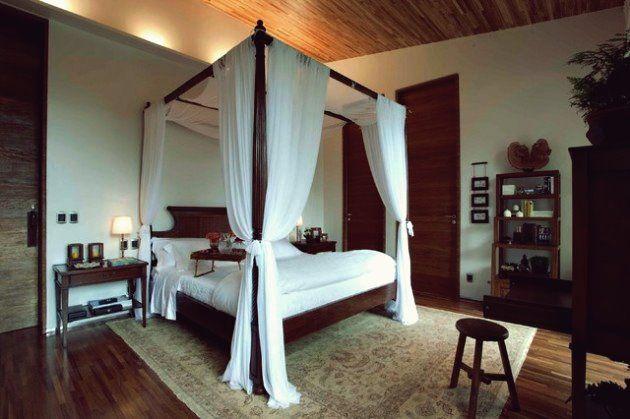 34 Traumhafte Romantische Schlafzimmer Mit Himmelbetten