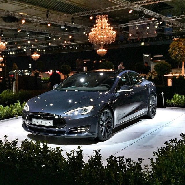 model s on display at autosalon dream cars show in brussels cars rh pinterest co uk