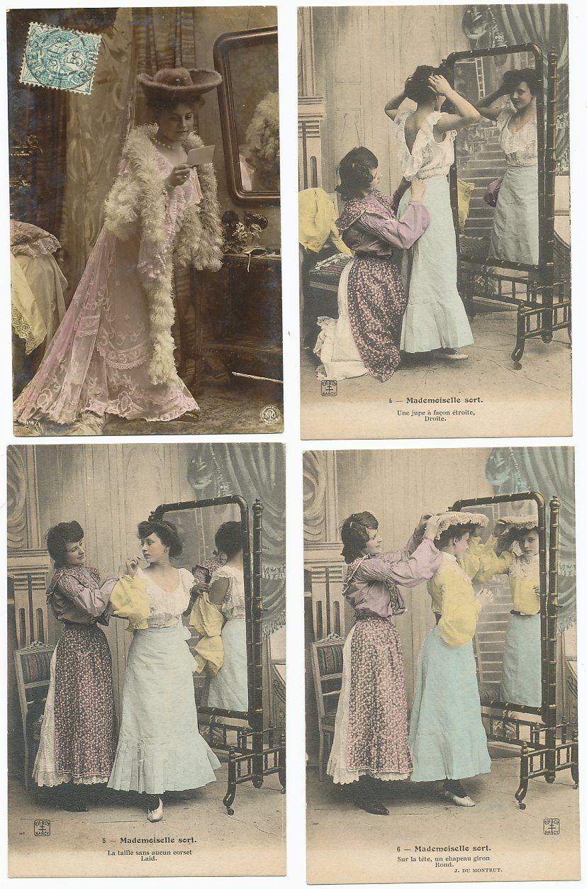 Dating antique postcards