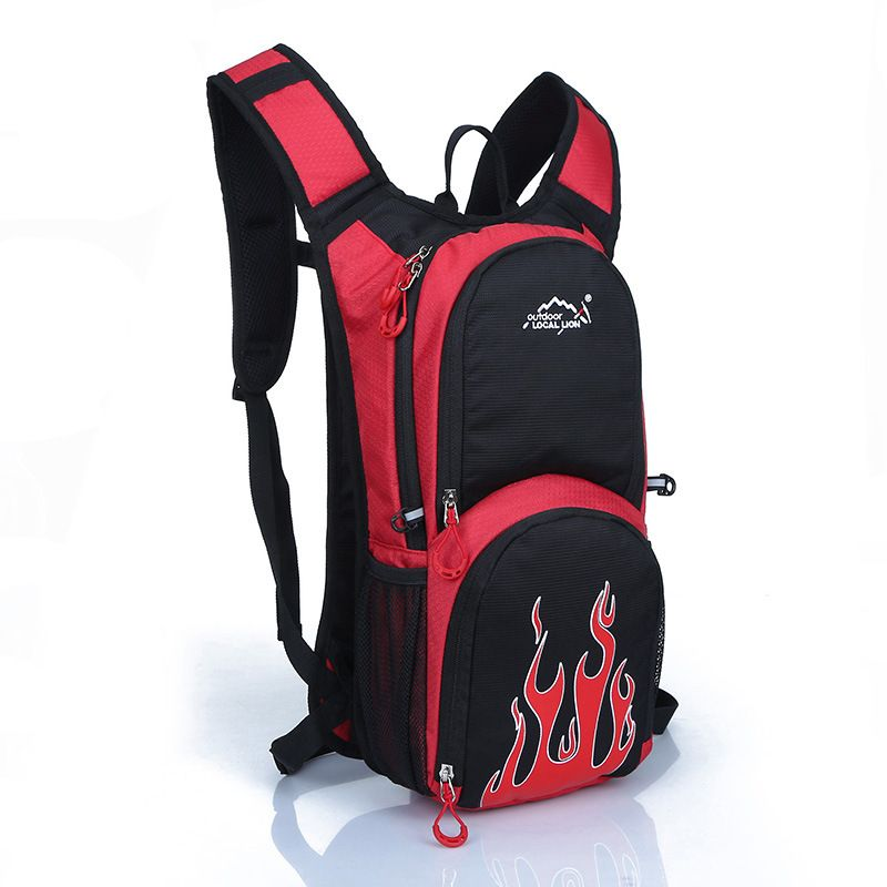 bce0988f4a402 12L Outdoor Sports Bicycle Equipment Large Capacity Riding Bicycle Backpack  Outdoor Bags Free Shipping