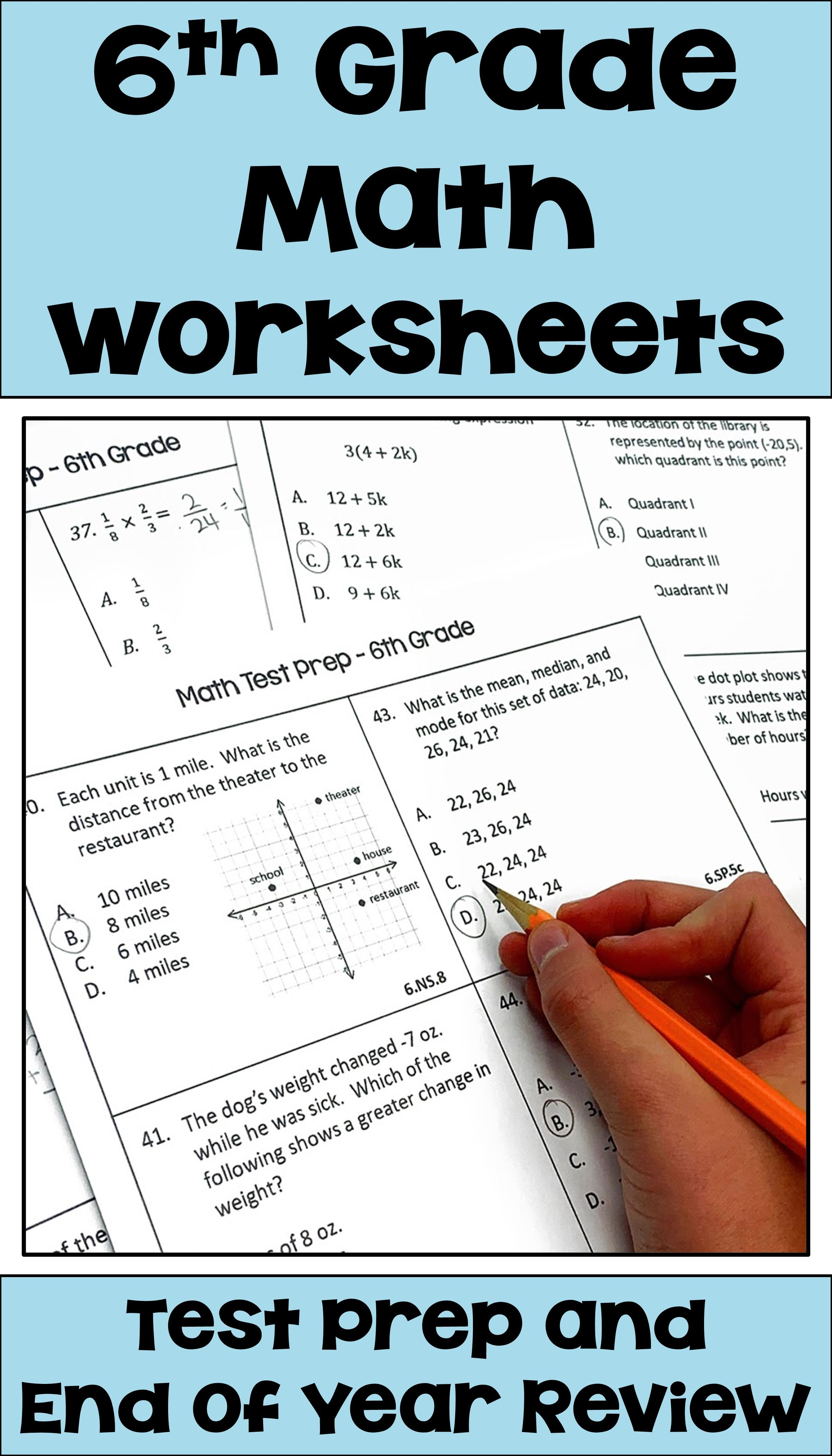 Pin On Elementary Math Worksheets