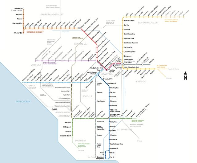 2028 los angeles summer olympics metro system map maps pinterest 2028 los angeles summer olympics metro system map publicscrutiny Images